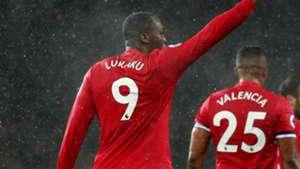 Romelu Lukaku Manchester United