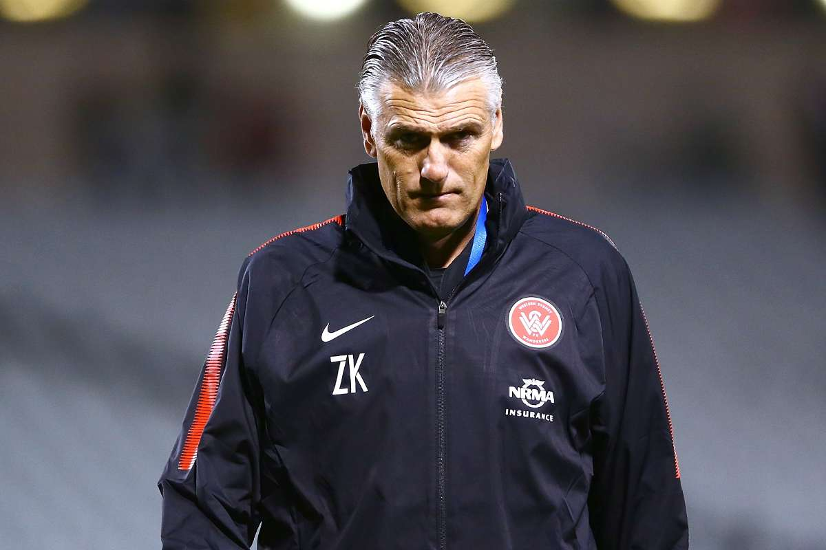 Zeljko Kalac close to Sydney United manager role with A-League ...