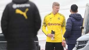 Erlin Haaland Borussia Dortmund