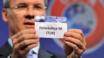 Fenerbahce UCL Draw
