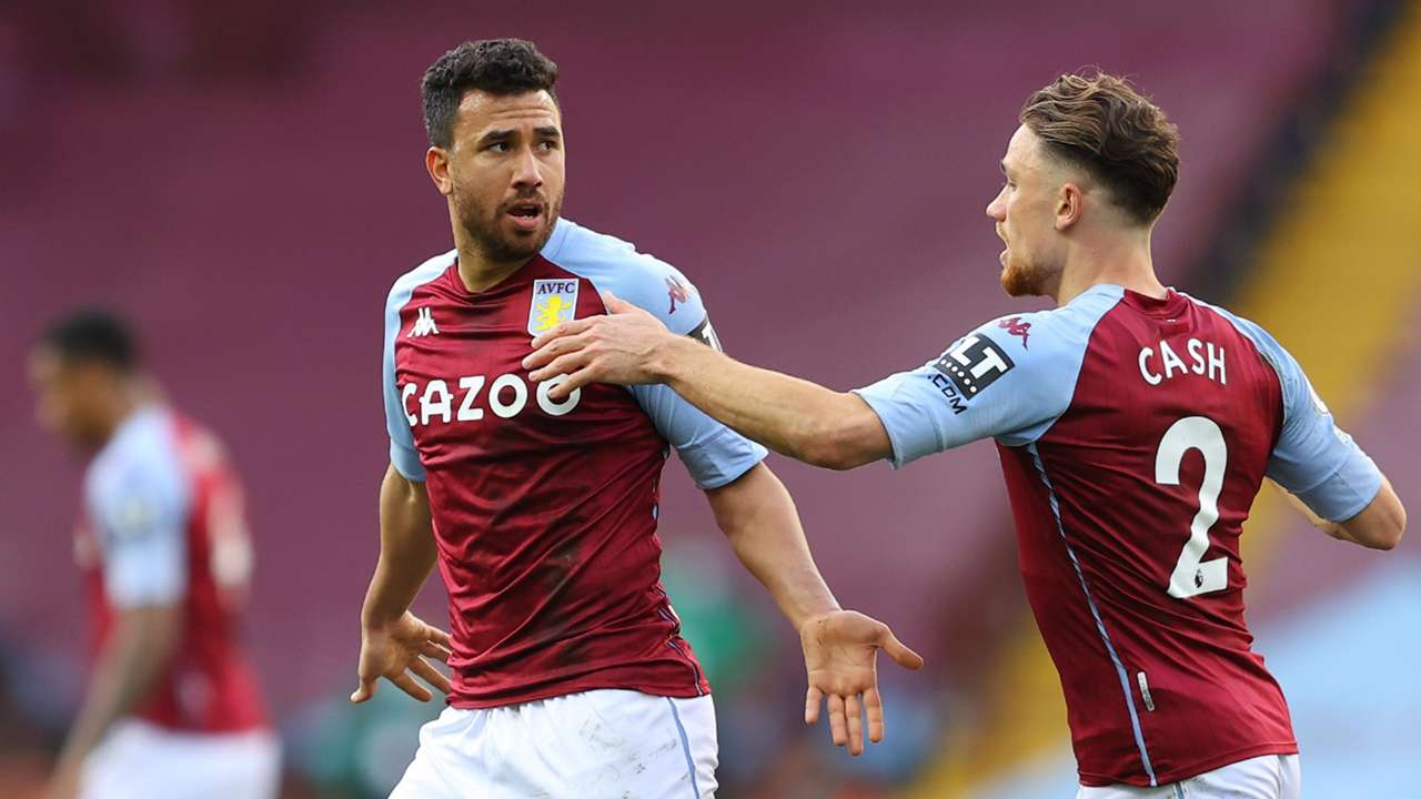 Trezeguet Aston Villa 2021