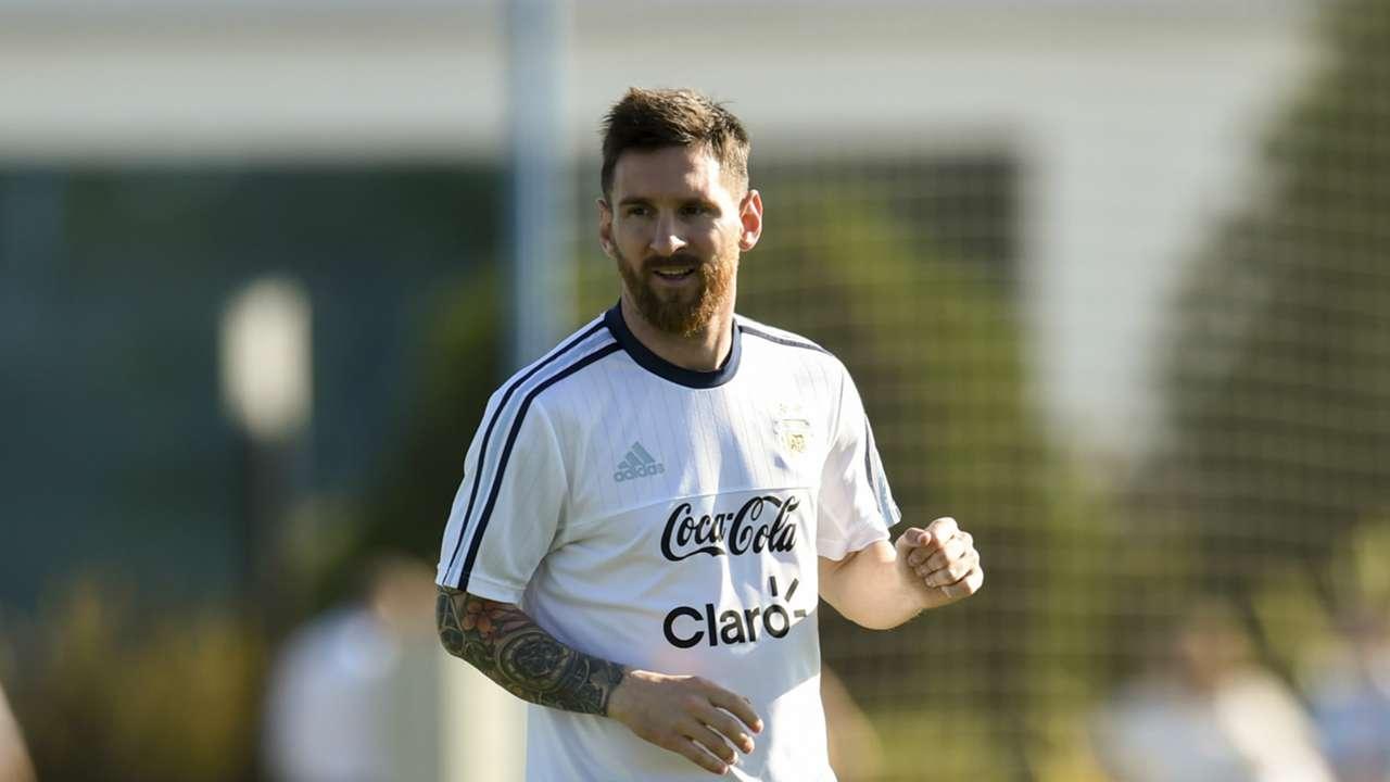 Lionel Messi Argentina 25032017