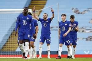 Manchester City v Chelsea Direct commenté & résultats, 08/05/2021, Premier League | Goal.com