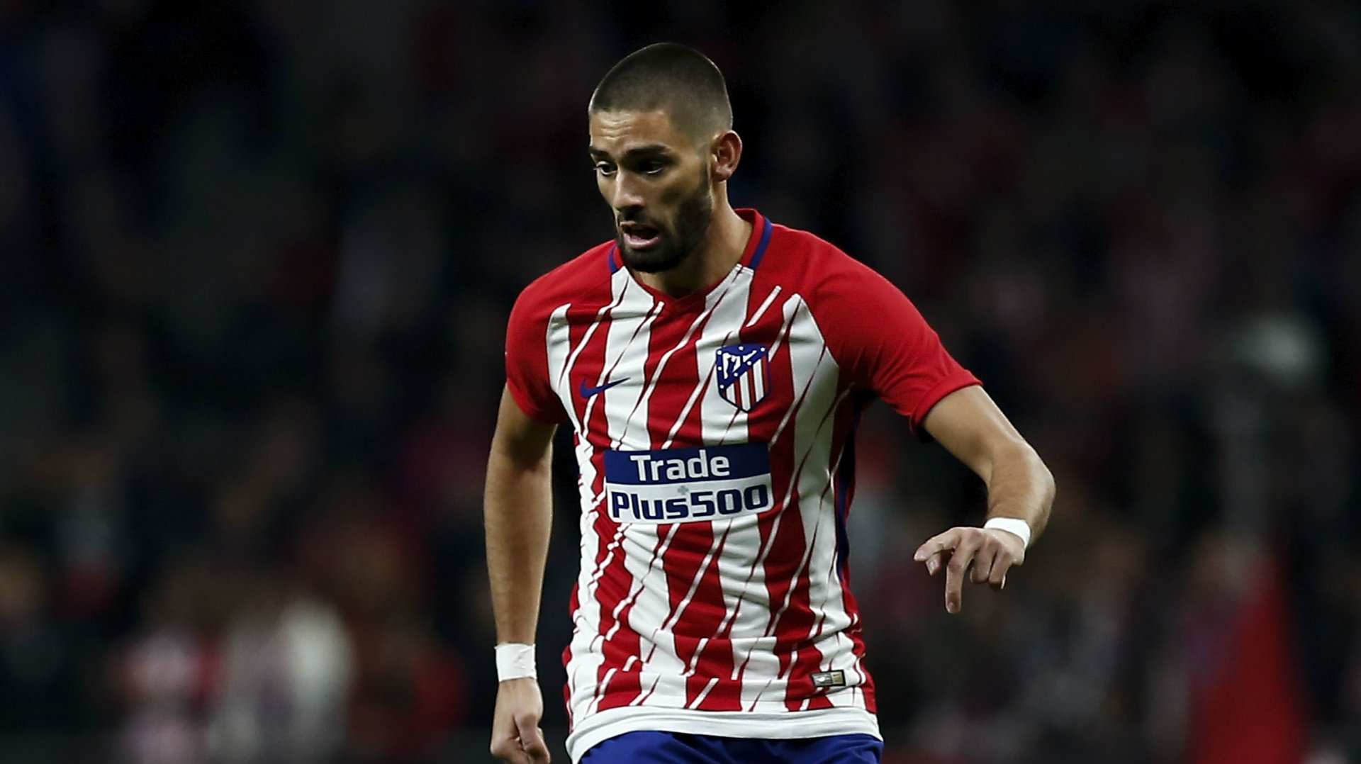 Yannick Carrasco, Atletico Madrid, 17/18