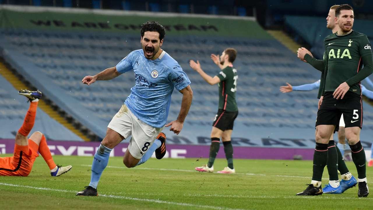 Ilkay Gundogan Manchester City 2020-21