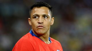 Alexis Sanchez Chile 2019