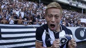 Honda Botafogo apresentação 08 02 2020