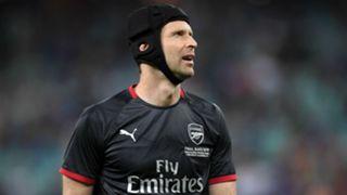 Petr Cech Arsenal Chelsea Europa League final 2019