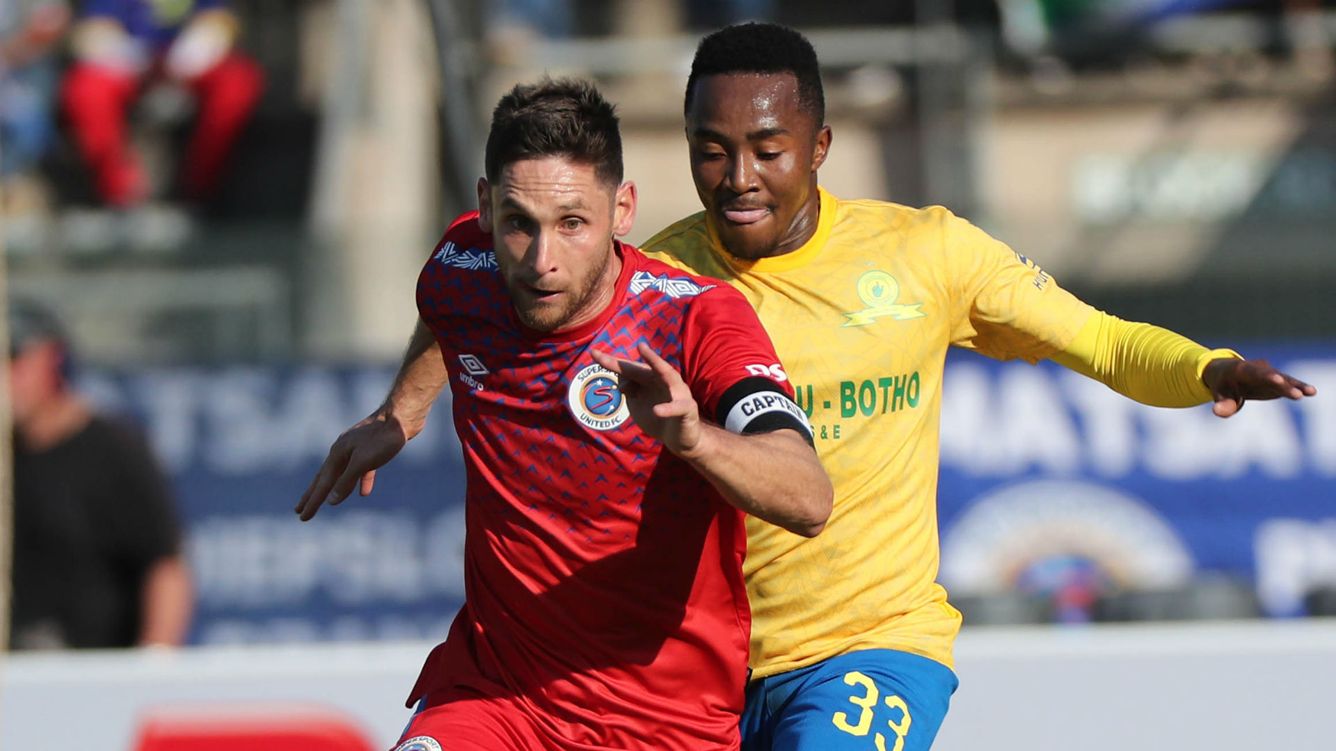 Bafana Bafana midfielder Furman on why he didn't become next Chelsea superstar