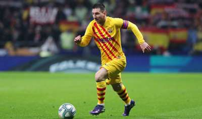 Messi Atlético Madrid Barcelona LaLiga