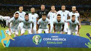 Argentina XI vs Brazil Copa America 2019