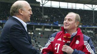 Dieter Hoeness Uli Hoeness 2004