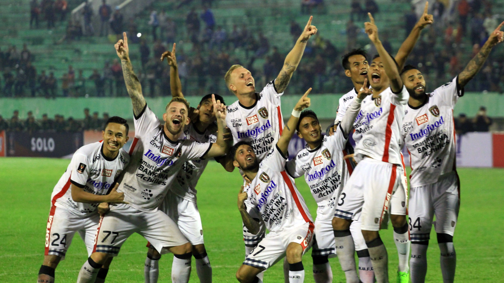 Daftar Pemain Bali United Buat Piala AFC 2018