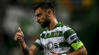 Bruno Fernandes Sporting 2019-20