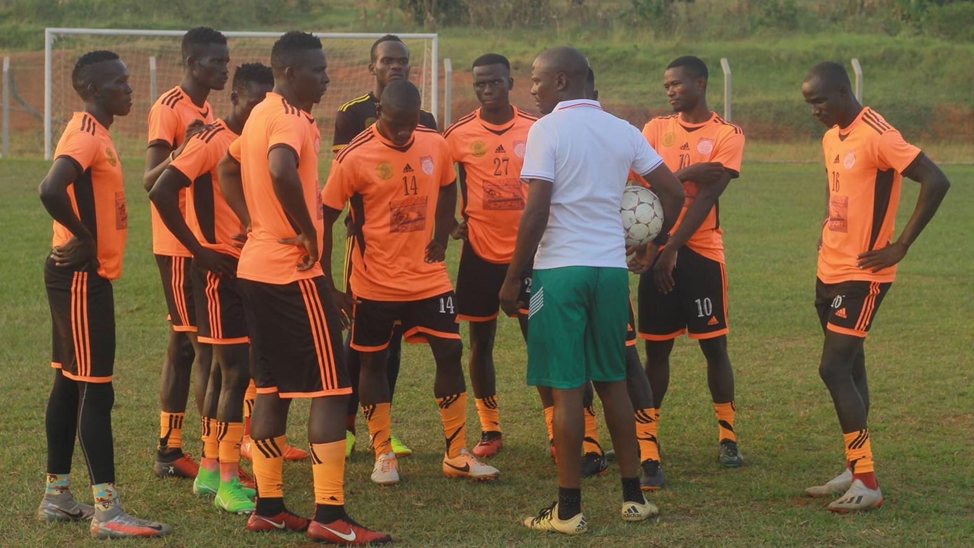 Kyetume FC part ways with Mbabazi, name Isabirye on acting capacity