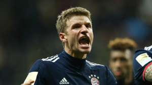 Thomas Muller, Bayern Munich, 17/18