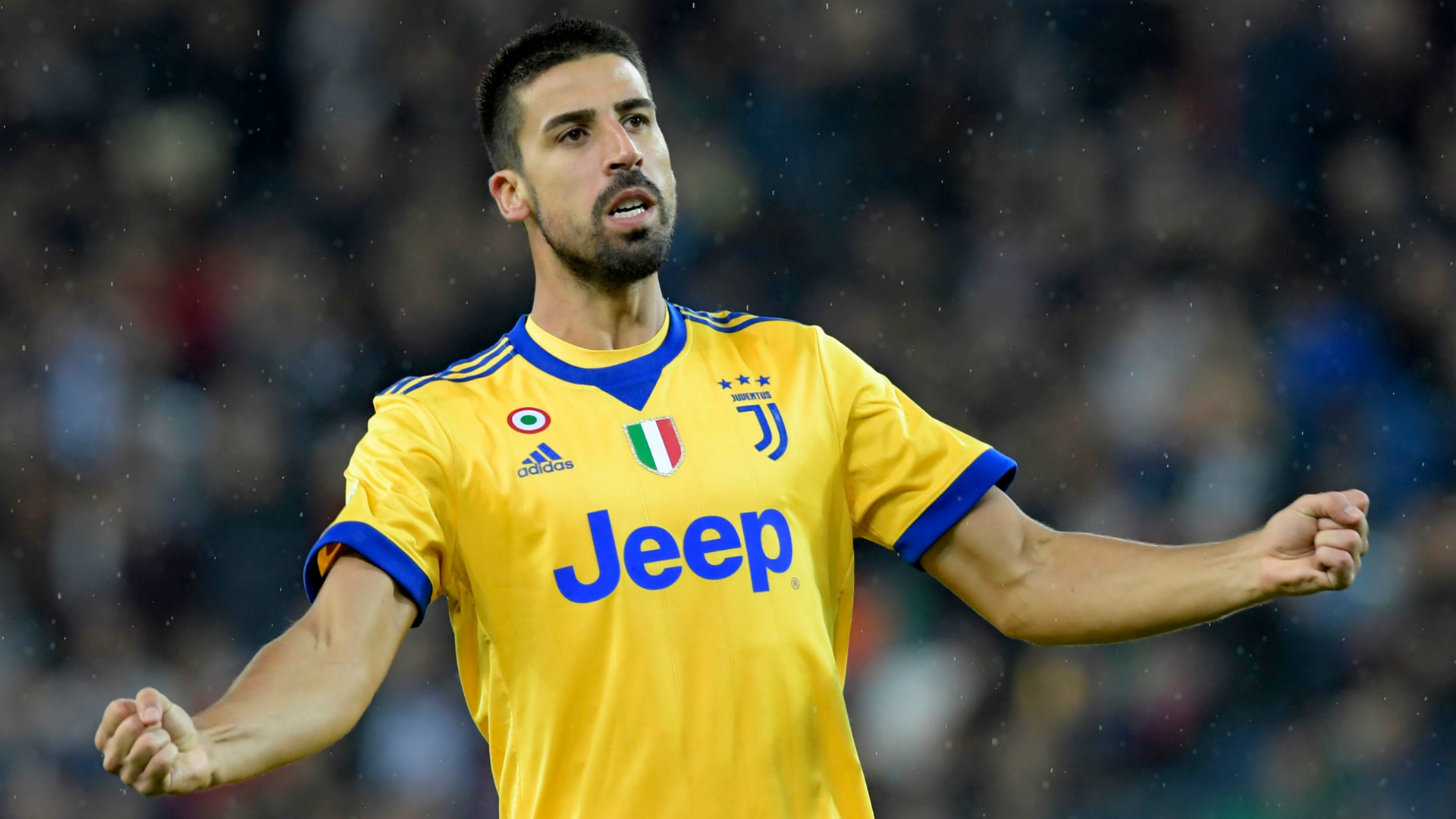 Khedira Udinese Juventus Serie A