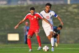 ทีมชาติไทย - ทีมชาติโอมาน