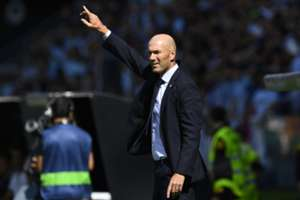 Zidane Celta Real Madrid LaLiga