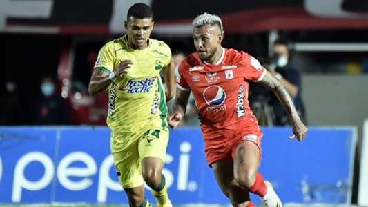 América de Cali vs. Bucaramanga en vivo por la Liga BetPlay 2021: partido online, resultado, formaciones y suplentes | Goal.com