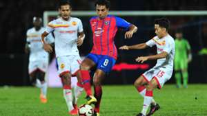 Satiananthan wants Selangor to stop worrying and enjoy playing against JDT