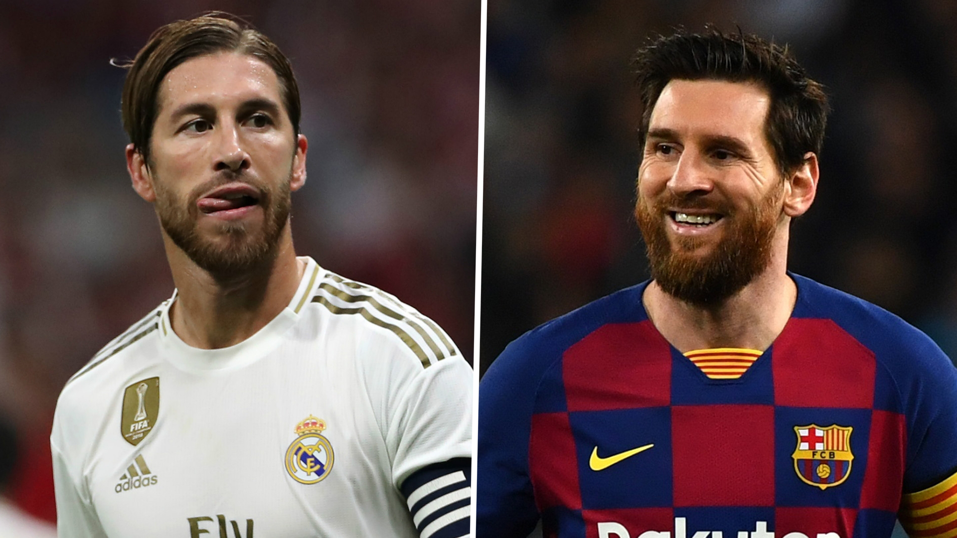 Real Madrid captain Ramos wants Messi to stay at Barcelona