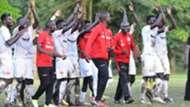 Express FC coach Wasswa Bbosa.