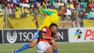 Sundowns, Thabo Nthethe & Highlands Park, Mothobi Mvala