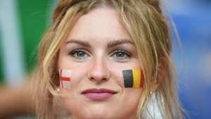美女サポワールドカップ_イングランドvsベルギー_イングランド1