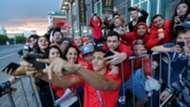 Alexis Sánchez Kazán fans 210617