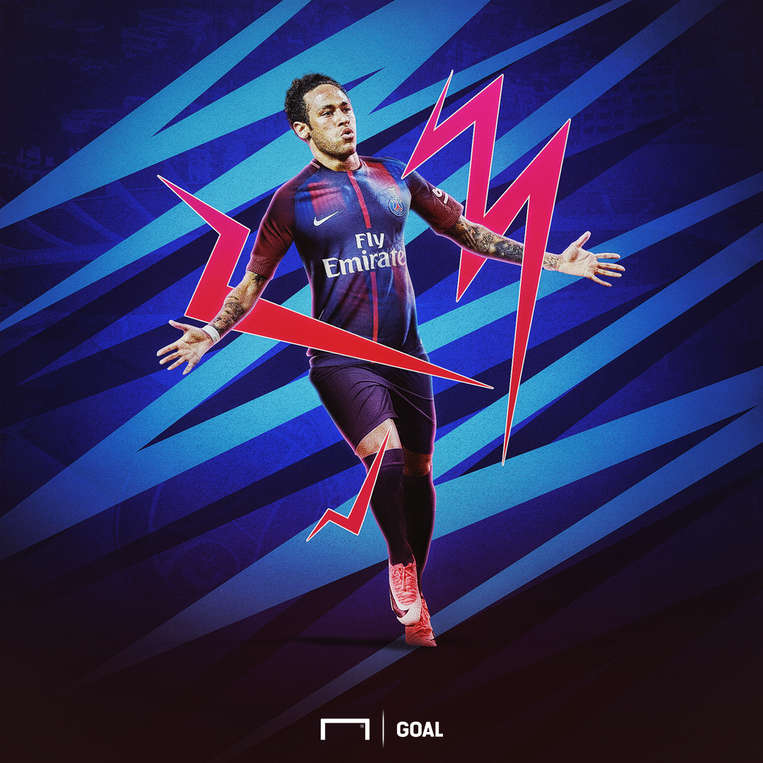 Neymar PSG GFX