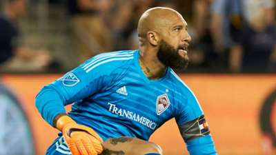 Tim Howard Colorado Rapids