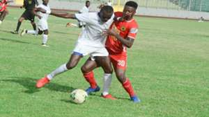 Berekum Chelsea's away magic dazes Ashanti Gold in Premier League