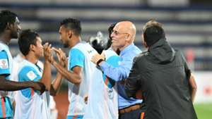 Stephen Constantine India Macau 2019 AFC Asian Cup qualifiers