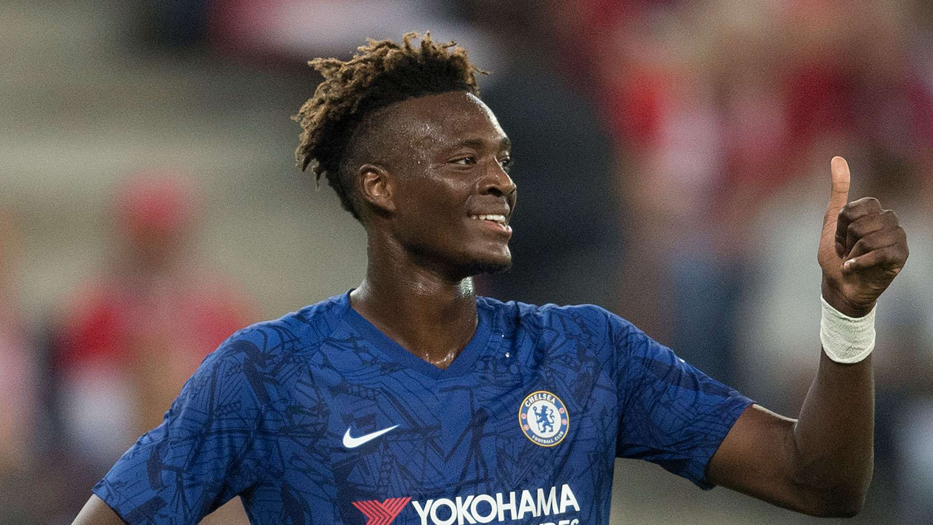 Tammy Abraham Should Chelsea Stick With Youngster For Super Cup Goal Com