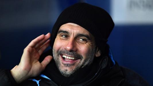 HLV Guardiola cam kết tương lai với Manchester City | Goal.com