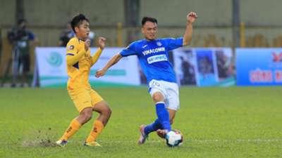 Nguyen Van Viet Than Quang Ninh SLNA V.League 2019