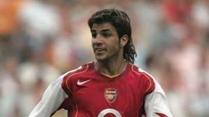 HD Cesc Fabregas Arsenal 2004