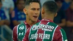 Ganso João pedro Fluminense Cruzeiro Brasileirão 09 10 2019