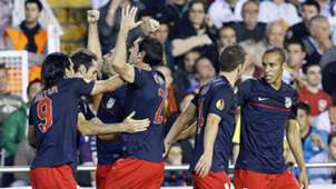 Atletico Madrid Valencia 2012