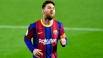 Messi Barcelona Valladolid LaLiga