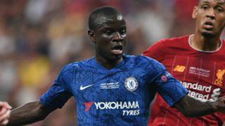 N'Golo Kante Chelsea 2019-20