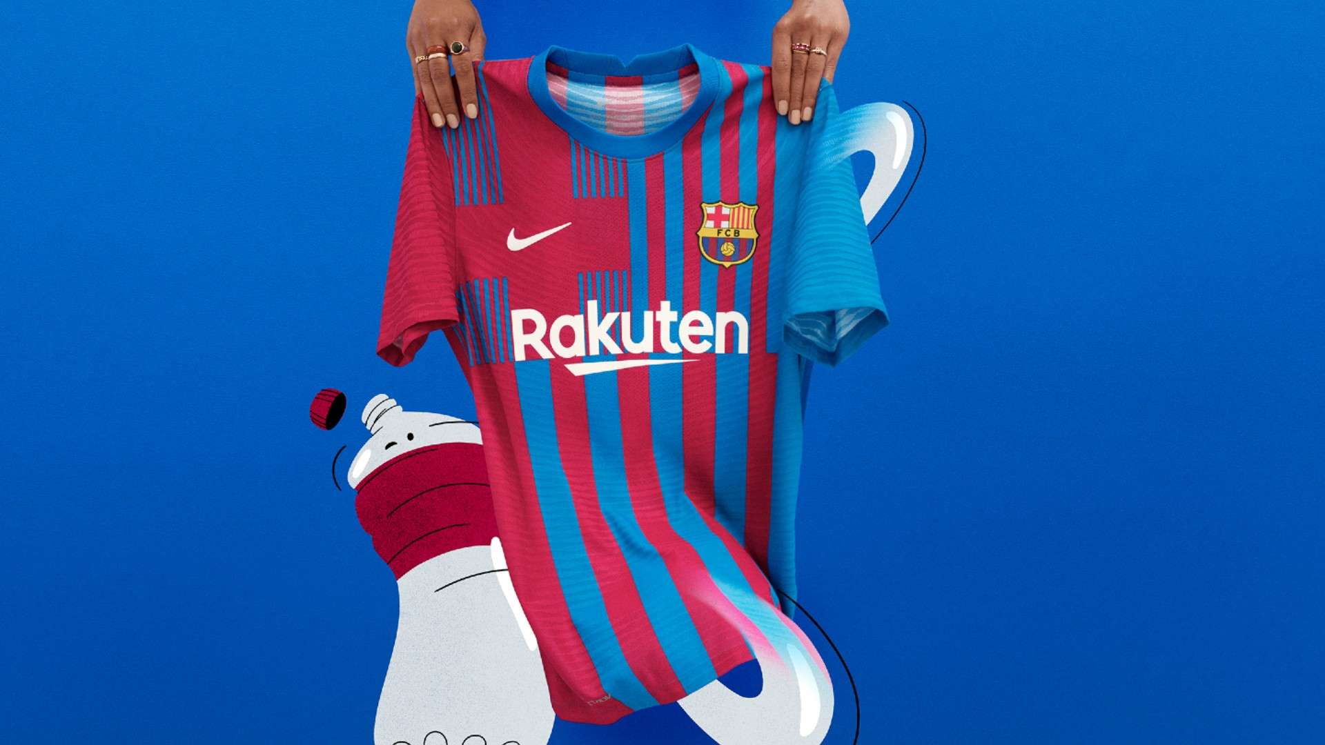 Barcelona 2021 22 Kit New Home And Away Jersey Styles Release Dates Goal Com