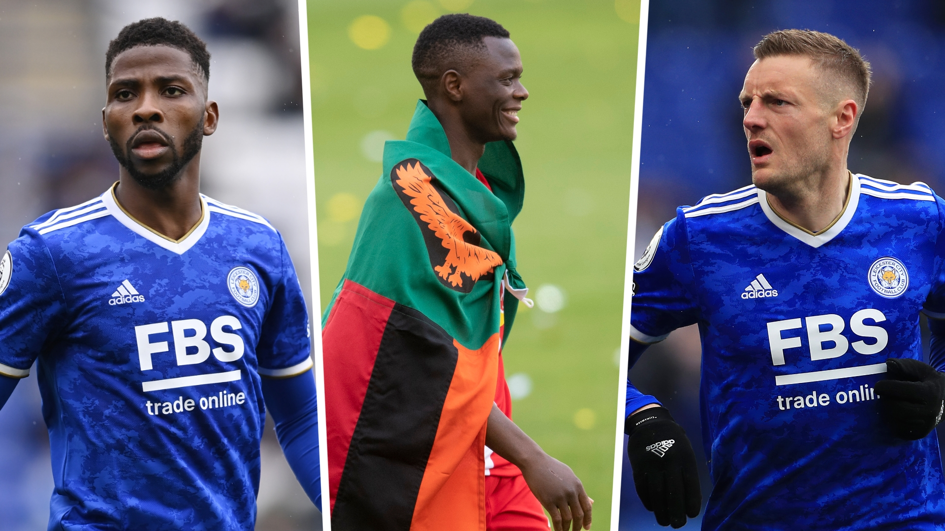 Iheanacho: Daka, Maddison, Vardy, all forwards not in battle at Leicester City