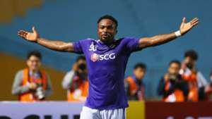 Ganiyu Oseni Ha Noi FC V.League 2019
