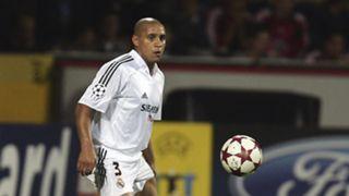 Roberto Carlos Real Madrid 2004-05