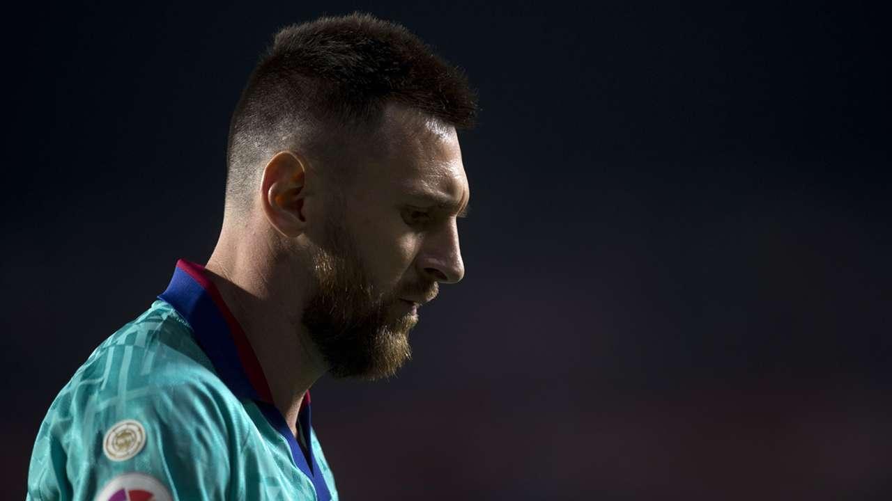 Lionel Messi Barcelona Granada