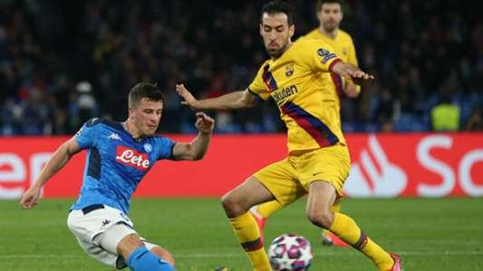 En México, ¿qué canal transmite Barcelona vs Napoli y a qué hora es? | Goal.com