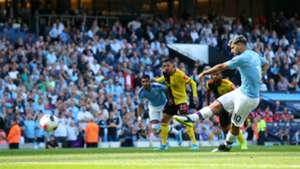 Manchester City Watford Aguero