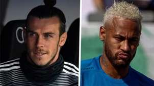 Gareth Bale Neymar